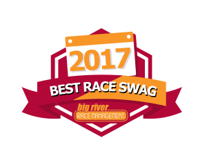 Best Race Swag award